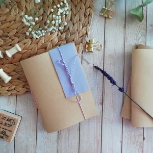 cuaderno paper hand made journaling